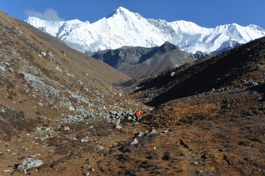 """2014年10月 『エヴェレスト・三峠越えトレッキング』 October 2014 \""""Three Pass Crossing in Everest\"""" _c0219616_22173319.jpg"""