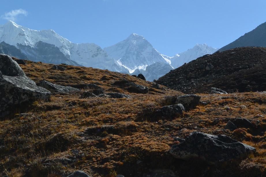 """2014年10月 『エヴェレスト・三峠越えトレッキング』 October 2014 \""""Three Pass Crossing in Everest\"""" _c0219616_22232433.jpg"""