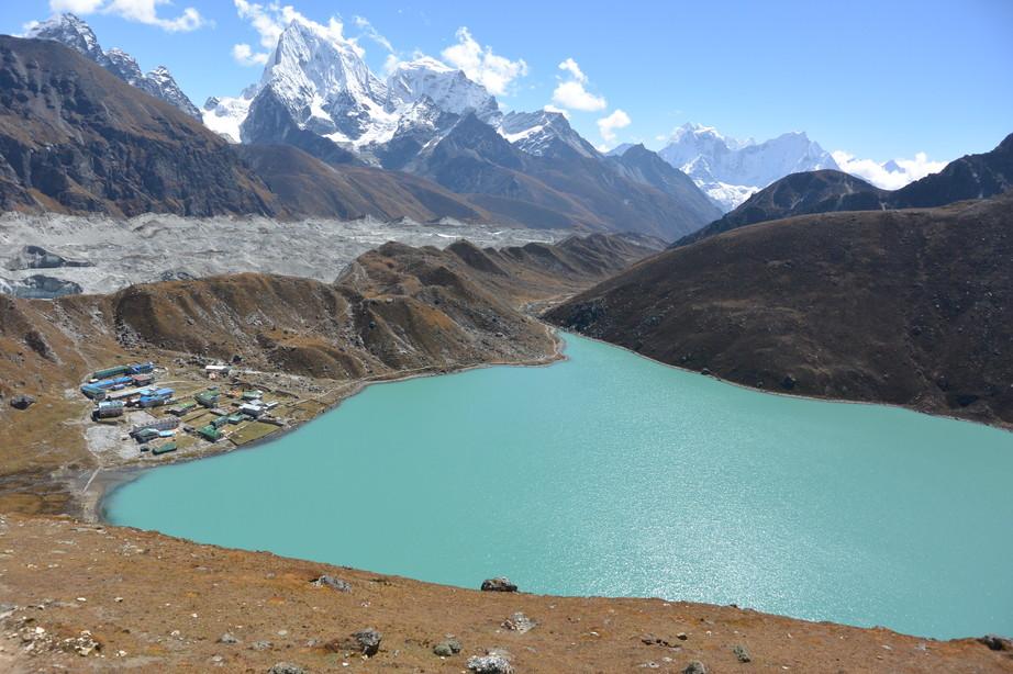 """2014年10月 『エヴェレスト・三峠越えトレッキング』 October 2014 \""""Three Pass Crossing in Everest\"""" _c0219616_2223989.jpg"""