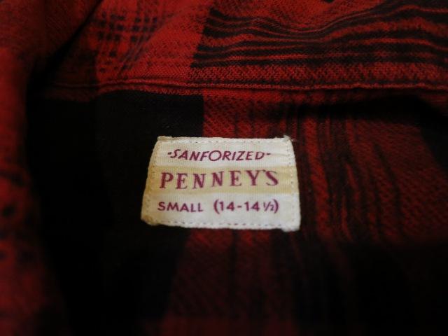アメリカ仕入れ情報#60 12/20(土)入荷追加分!50'S PENNY\'Sプリントネル!_c0144020_19293449.jpg