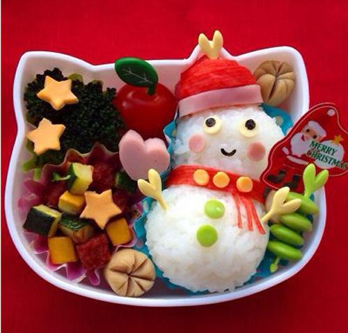 「IEbiyori」mkさん&みんなのクリスマス弁当もキュート!_f0357923_15332938.jpg