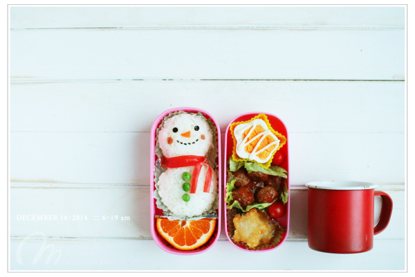 「IEbiyori」mkさん&みんなのクリスマス弁当もキュート!_f0357923_15421226.jpg