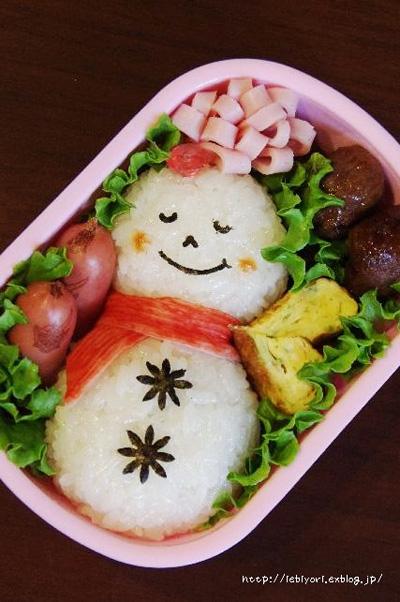 「IEbiyori」mkさん&みんなのクリスマス弁当もキュート!_f0357923_15464375.jpg