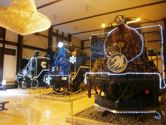 クリスマスコンサートin嵯峨嵐山観光鉄道_a0066027_2251711.jpg