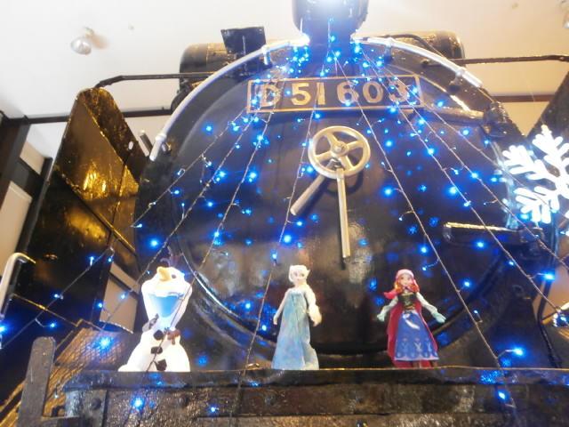 クリスマスコンサートin嵯峨嵐山観光鉄道_a0066027_2261662.jpg