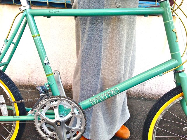 2015 BRUNO MINIVELO 20 ROAD ブルーノ ミニベロ おしゃれ 女子 自転車_b0212032_22554232.jpg