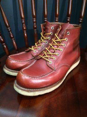 REDWING レッドウイング  靴磨き シューケア シューシャイン その3_b0310556_18263023.jpg