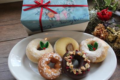 dough-doughnutsのクリスマス!_a0221457_19231244.jpg