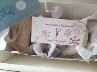 dough-doughnutsのクリスマス!_a0221457_1964286.jpg
