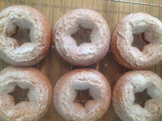 dough-doughnutsのクリスマス!_a0221457_196943.jpg