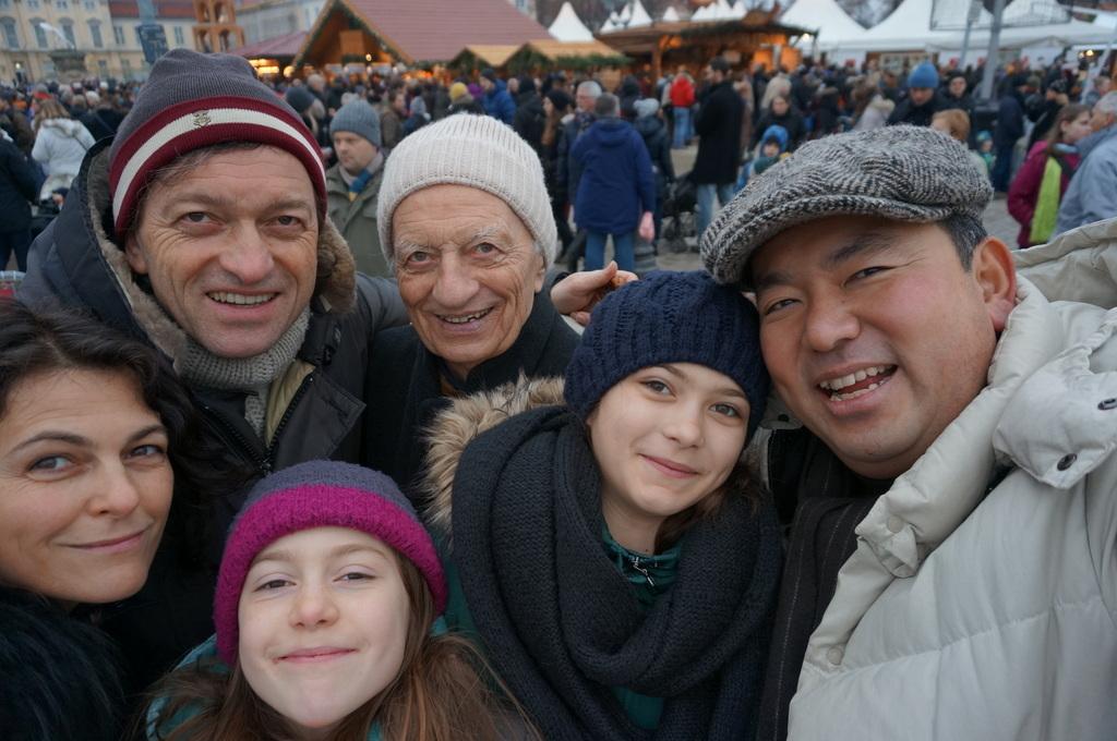 シャルロッテンブルク宮殿のクリスマス・マークト。_c0180686_05180912.jpg