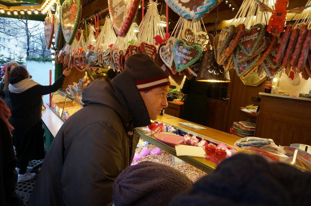シャルロッテンブルク宮殿のクリスマス・マークト。_c0180686_05204710.jpg