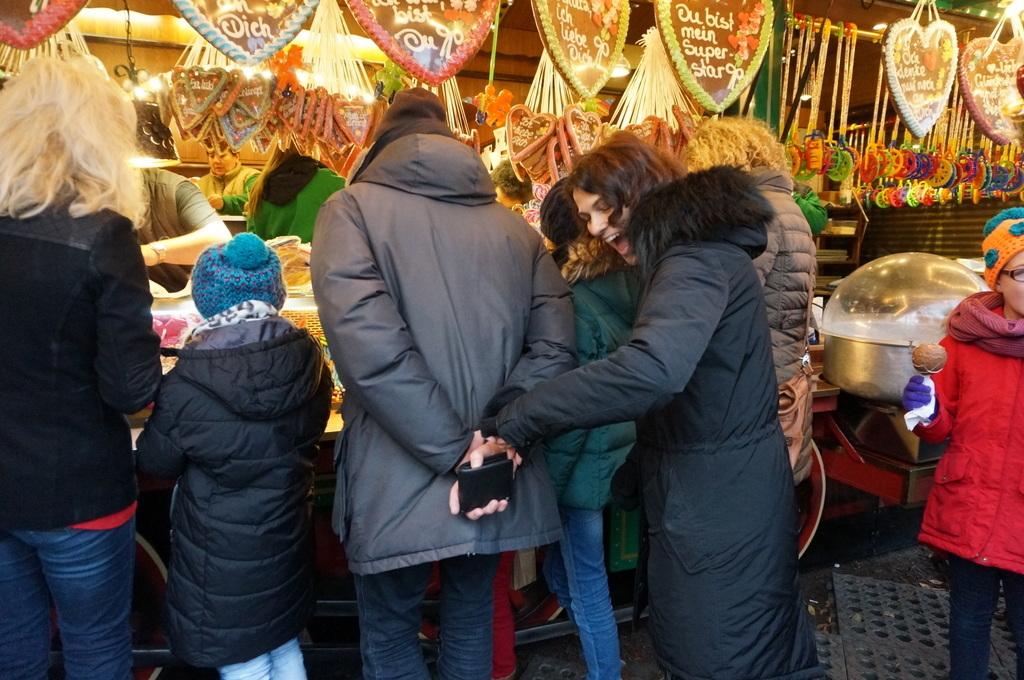シャルロッテンブルク宮殿のクリスマス・マークト。_c0180686_05212906.jpg