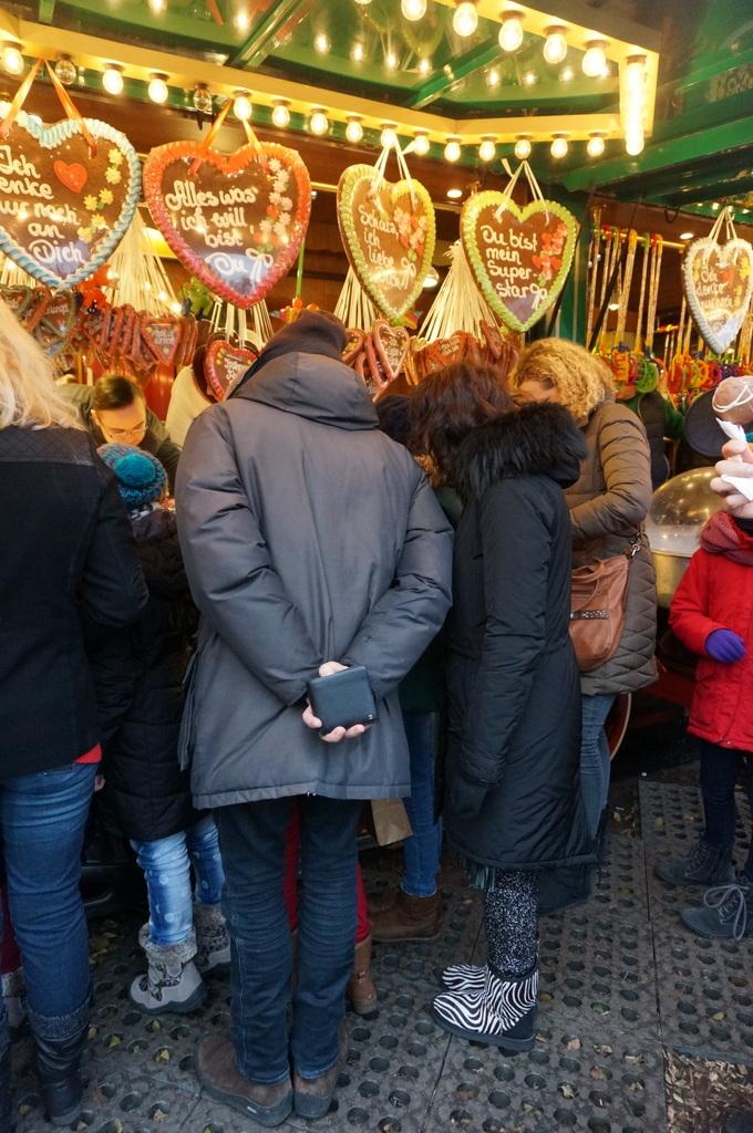 シャルロッテンブルク宮殿のクリスマス・マークト。_c0180686_05220855.jpg