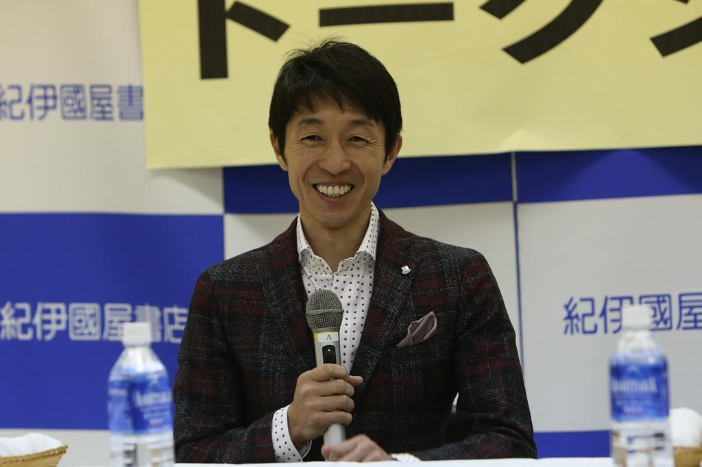 前田幸治氏×武豊トークショー_f0204898_22512738.jpg