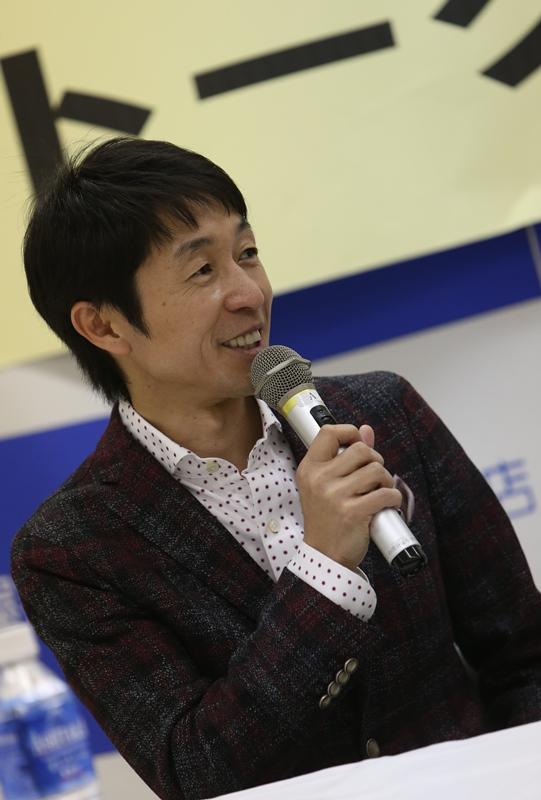 前田幸治氏×武豊トークショー_f0204898_22513230.jpg