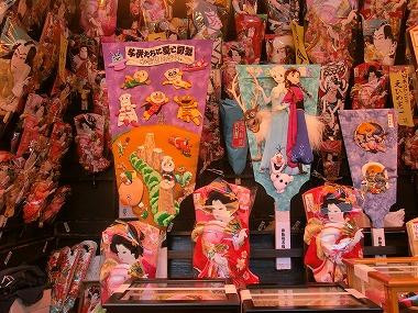 浅草寺「羽子板市」(江戸の祭り)_c0187004_852258.jpg