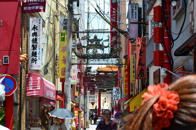 Iさんが見た景色1 -長崎・京都-_d0116009_10101653.jpg