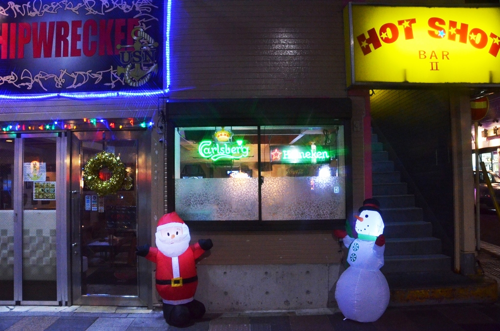 横須賀 クリスマス風景・・・だよ。_d0065116_225774.jpg