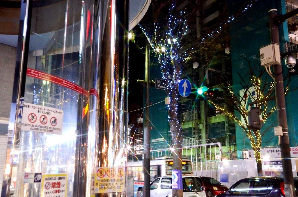 横須賀 クリスマス風景・・・だよ。_d0065116_23435018.jpg