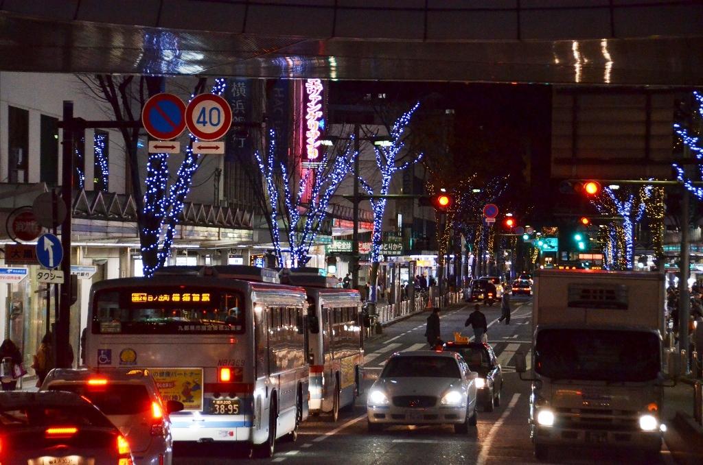 横須賀 クリスマス風景・・・だよ。_d0065116_23443411.jpg