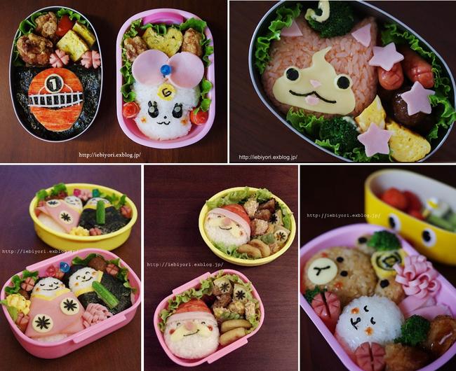 「IEbiyori」mkさん&みんなのクリスマス弁当もキュート!_f0357923_17555737.jpg