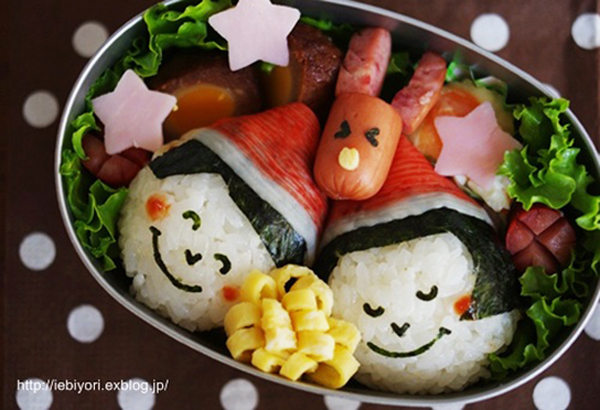「IEbiyori」mkさん&みんなのクリスマス弁当もキュート!_f0357923_18191843.jpg
