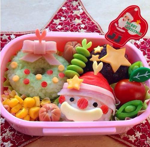 「IEbiyori」mkさん&みんなのクリスマス弁当もキュート!_f0357923_1844099.jpg