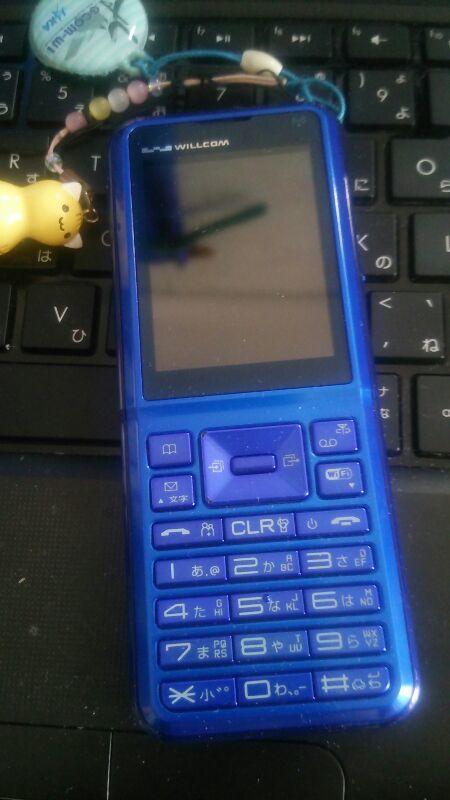 モバイルルーターにもなるPHS PORTUS WX02S 2年使って_e0089232_10063525.jpg