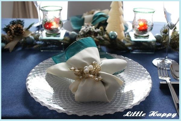 クリスマステーブルコーディネート2014_d0269651_09033807.jpg