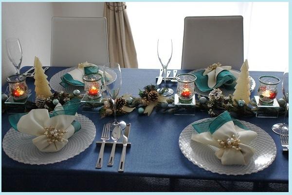 クリスマステーブルコーディネート2014_d0269651_09333047.jpg