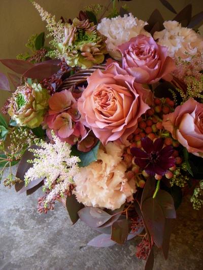 ご注文のお花たち。。。_a0229658_21462030.jpg
