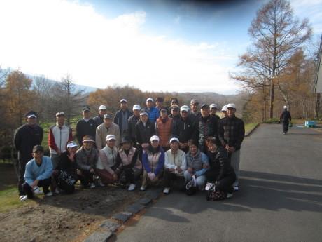 今年も素晴らしいゴルフシーズン!多くの生徒さんに心から感謝です。_b0199261_11431533.jpg