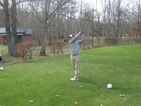 今年も素晴らしいゴルフシーズン!多くの生徒さんに心から感謝です。_b0199261_15051903.jpg