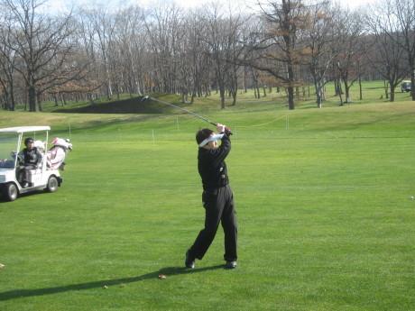 今年も素晴らしいゴルフシーズン!多くの生徒さんに心から感謝です。_b0199261_15161165.jpg