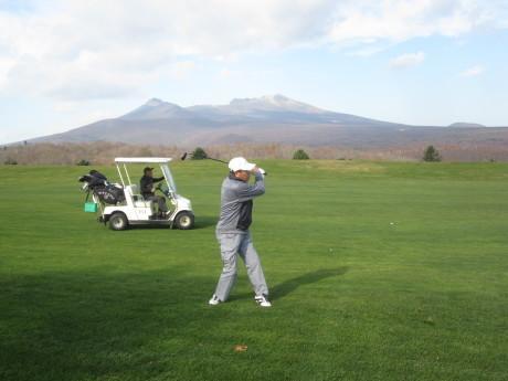今年も素晴らしいゴルフシーズン!多くの生徒さんに心から感謝です。_b0199261_15252267.jpg