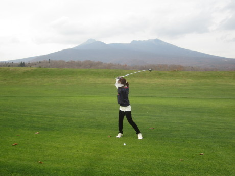 今年も素晴らしいゴルフシーズン!多くの生徒さんに心から感謝です。_b0199261_15285069.jpg