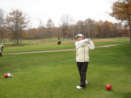 今年も素晴らしいゴルフシーズン!多くの生徒さんに心から感謝です。_b0199261_15331030.jpg