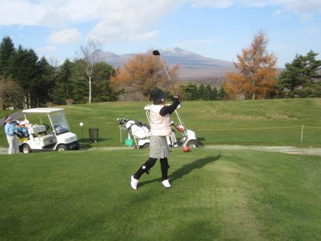 今年も素晴らしいゴルフシーズン!多くの生徒さんに心から感謝です。_b0199261_15444437.jpg