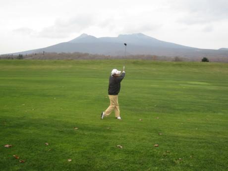 今年も素晴らしいゴルフシーズン!多くの生徒さんに心から感謝です。_b0199261_15521994.jpg