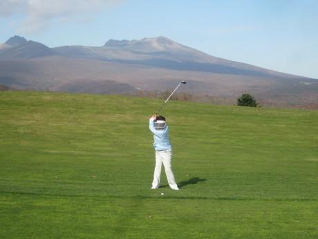今年も素晴らしいゴルフシーズン!多くの生徒さんに心から感謝です。_b0199261_16062021.jpg