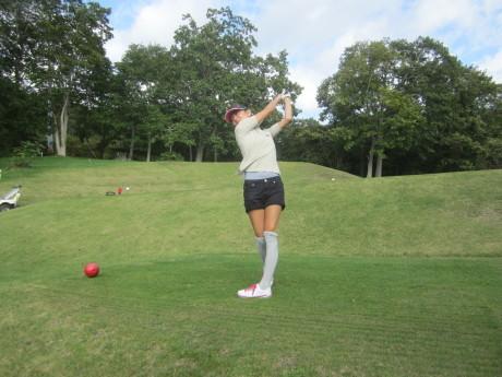 今年も素晴らしいゴルフシーズン!多くの生徒さんに心から感謝です。_b0199261_17035916.jpg