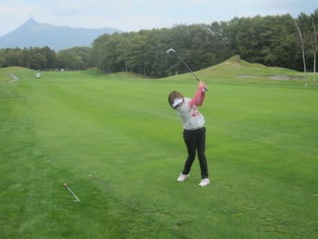 今年も素晴らしいゴルフシーズン!多くの生徒さんに心から感謝です。_b0199261_17192278.jpg