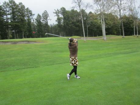 今年も素晴らしいゴルフシーズン!多くの生徒さんに心から感謝です。_b0199261_17221430.jpg