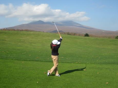 今年も素晴らしいゴルフシーズン!多くの生徒さんに心から感謝です。_b0199261_17365469.jpg