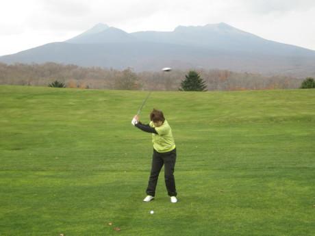 今年も素晴らしいゴルフシーズン!多くの生徒さんに心から感謝です。_b0199261_17471613.jpg