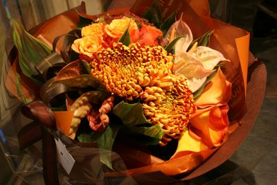 男性に贈る花束☆_e0149863_23402230.jpg