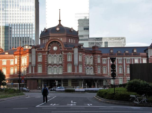 東京駅開業100周年!_a0300078_18272456.jpg
