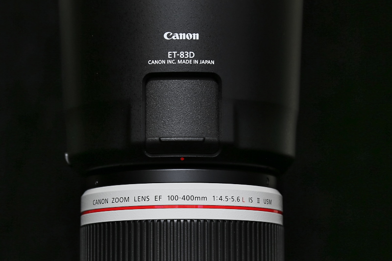 EF100-400mm F4.5-5.6L IS II USMがやってきました。_f0183785_23545372.jpg