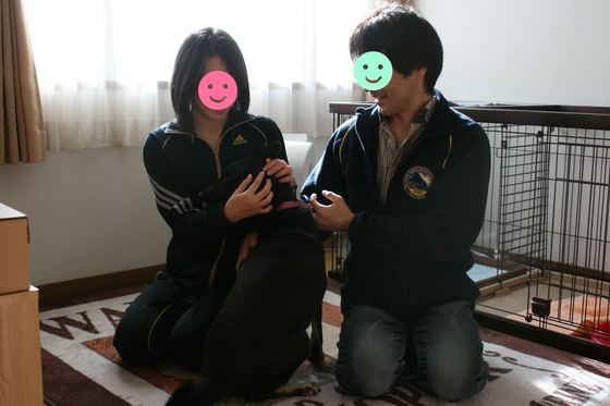 ハートちゃん 新生活スタート!_f0242002_238076.jpg